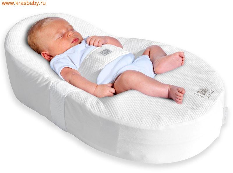 Матрас детский RED CASTLE COCOONaBABY эргономичный (размер S3) (фото)