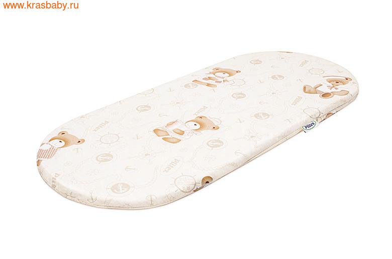 Матрас детский PLITEX Юниор для колясок 78*34 см
