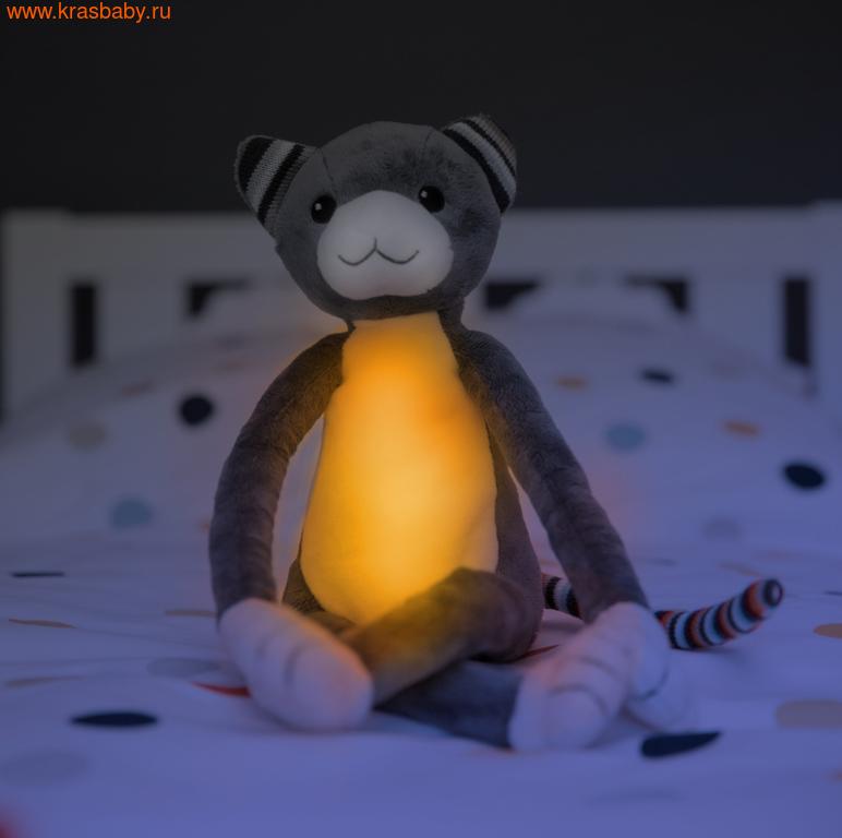 Ночник ZAZU Ночник с успокаивающими мелодиями Котёнок Кэти (фото)