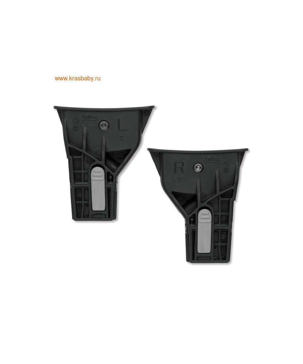 BRITAX ROEMER Адаптеры CLICK&GO для установки автолюлек на коляски Britax (фото)