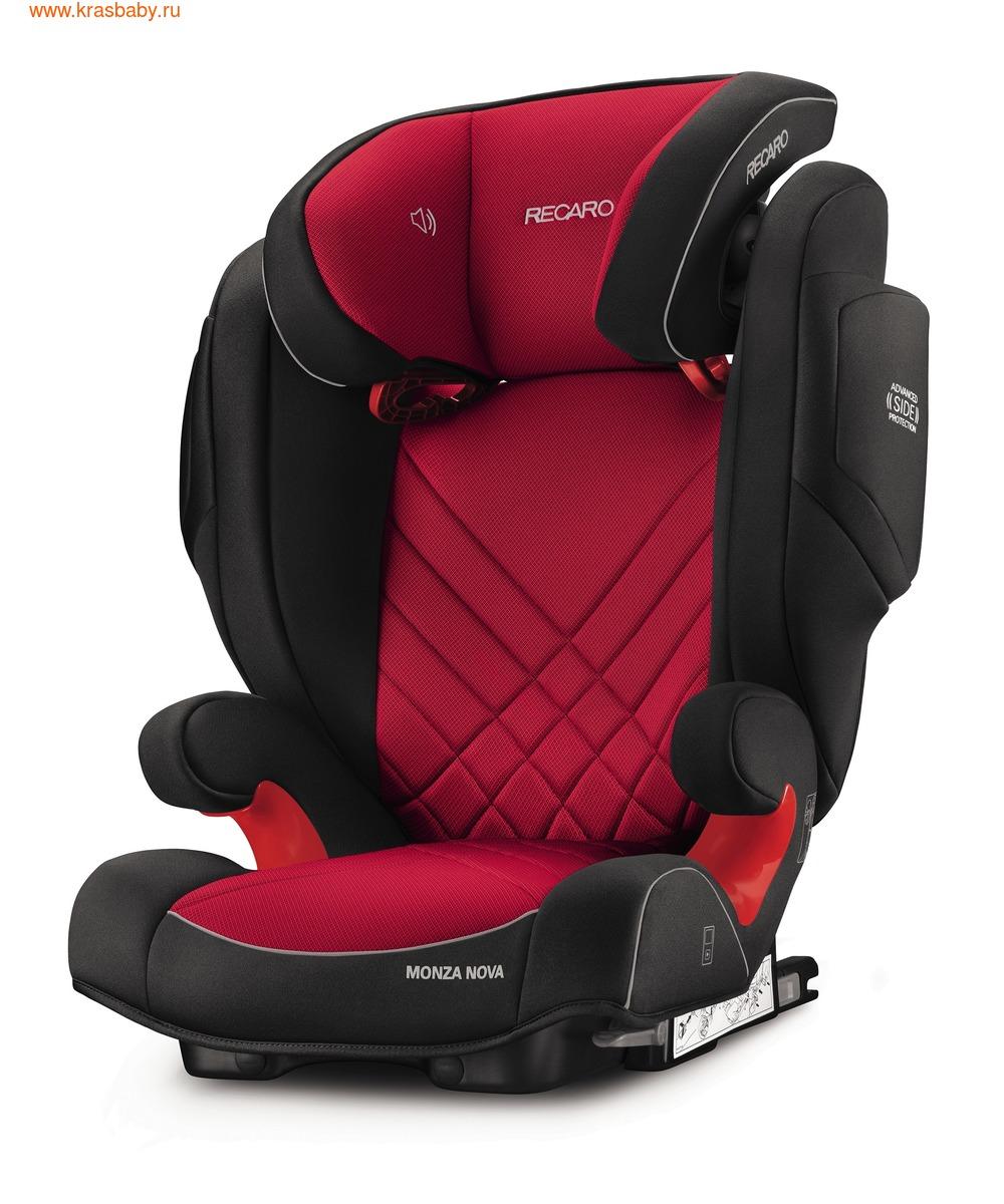 Автокресло RECARO Monza Nova 2 Seatfix (15-36 кг) (фото)