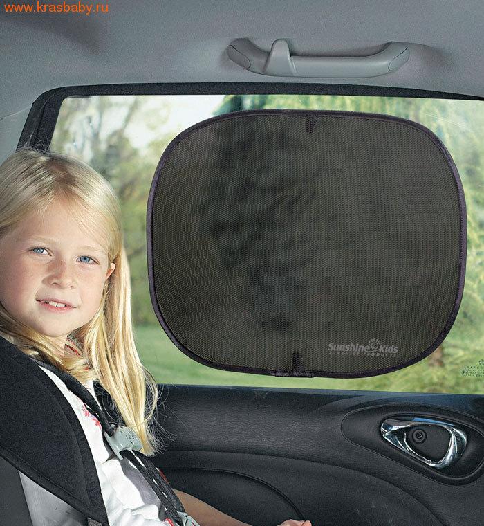 DIONO Шторки от солнца для боковых стекол Sun Stoppers (фото)