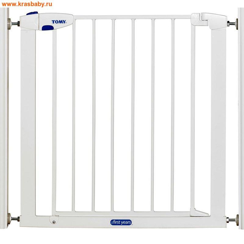 TOMY Ворота безопасности из металла арт.2090 (фото)