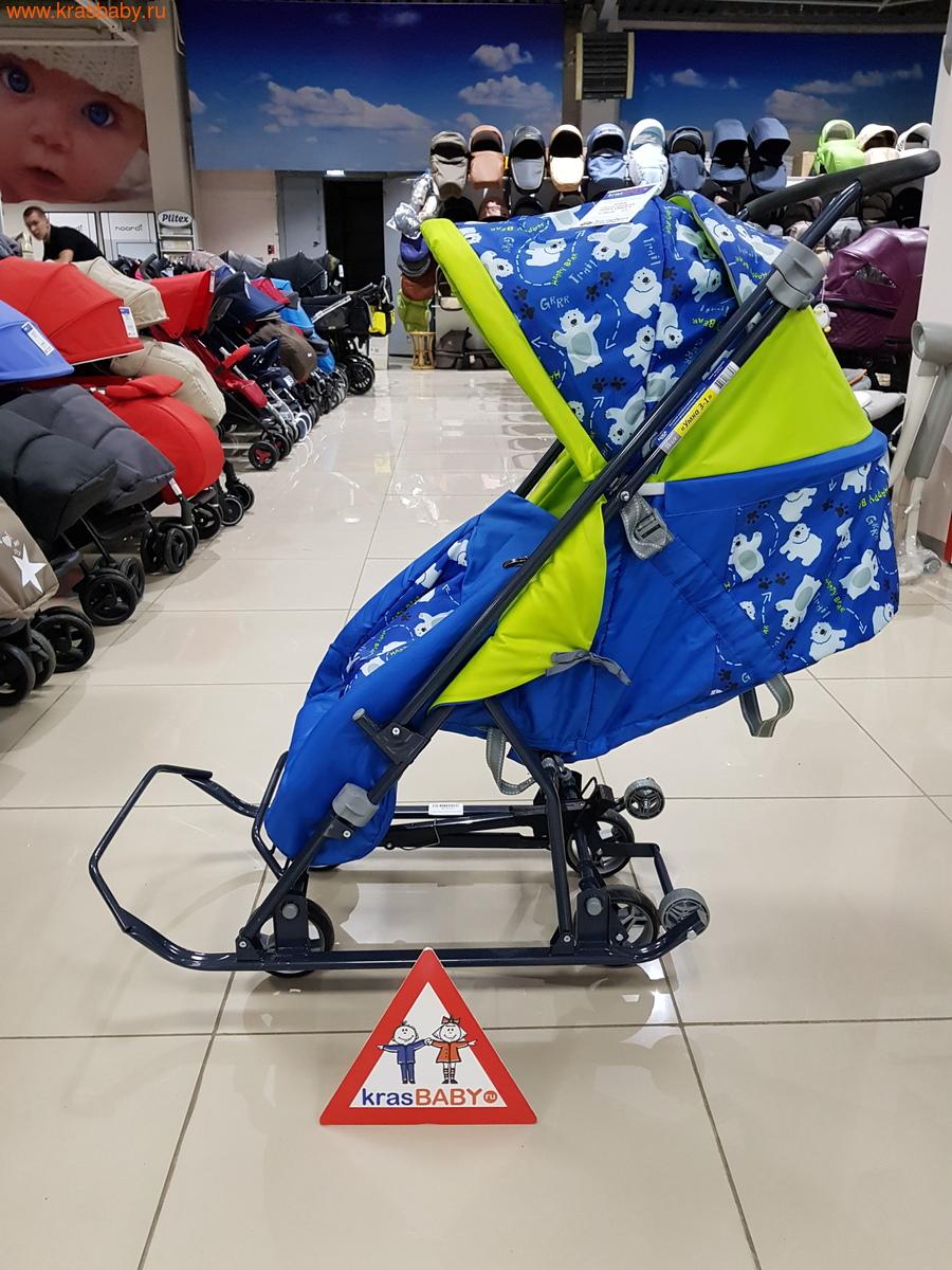 Nika Kids Санки -коляска УМКА 3 (фото)