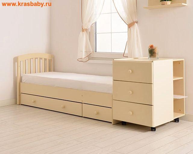 Кровать-трансформер GANDYLYAN ТЕРЕЗА (с маятником) (фото)