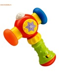 HAPPY BABY Музыкальный молоток Magic hammer