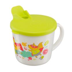 HAPPY BABY Тренировочная кружка с крышкой TRAINIG CUP