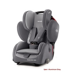 Автокресло RECARO Young Sport Hero (9-36 кг)