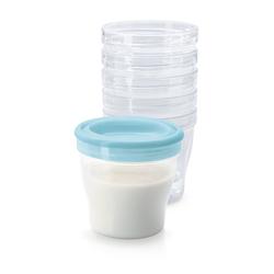 HAPPY BABY Набор контейнеров для детского питания MILK & FOOD CONTAINERS
