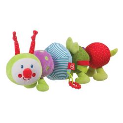 """HAPPY BABY Развивающая игрушка-трансформер """"Гусеница"""""""