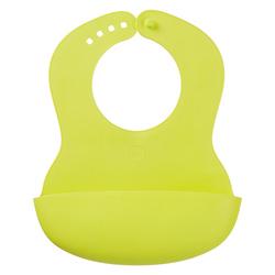 HAPPY BABY Мягкий пластиковый нагрудник BABY PLASTIC BIB