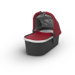 UPPAbaby Люлька для коляски Cruz и Vista 2018 Denny (True Red)