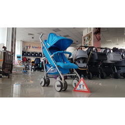 Коляска прогулочная Baby Care PREMIER (7,7кг)