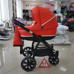 Коляска модульная NOORDI Sole Sport NEW Orange Red