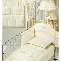 Комплект постельного белья ITALBABY Cuccioli из 5 предметов