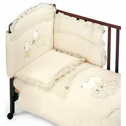 Комплект постельного белья ITALBABY Angioletti 5 предметов