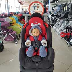 Автокресло LiTTLE KiNG BQ02 ISOFIX (9-25кг)