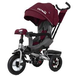 Велосипед CARRELLO трехколесный Baby Tilly CAYMAN T-381 с поворотным сидением и наклоном спинки