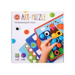 HAPPY BABY Творческая игра ART-PUZZLE