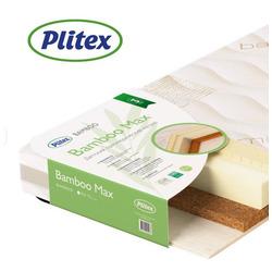 Матрас детский PLITEX Bamboo Max 120*60