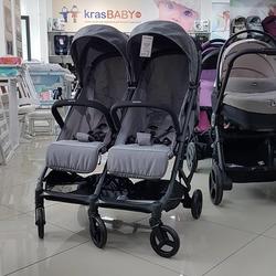 Inglesina прогулочная коляска для двойни Twin Sketch (12,5 кг)