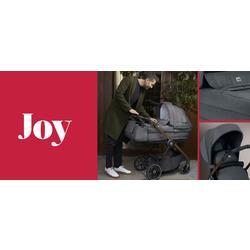 Коляска модульная CAM Joy 3 в 1 на шасси Techno Carbon
