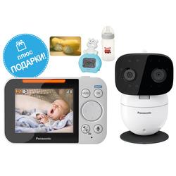 Видеоняня PANASONIC Цифровая видеоняня KX-HN3001RUW