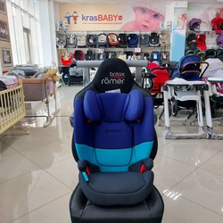 Автокресло CYBEX Solution M-Fix SL (15-36 кг)