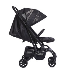 Коляска прогулочная Easywalker MINI Buggy XS (LXRY Black)
