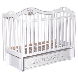 Кроватка Кедр Karolina 9