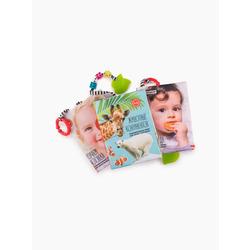 развивающие игрушки HAPPY BABY Книжка-игрушка