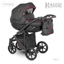 Коляска модульная Camarelo MAGGIO 2 в 1, 3 в 1