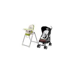 Peg Perego Универсальный вкладыш Baby Cushion White