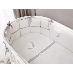 Постельное белье PERINA Комплект в кроватку Bonne nuit Oval (7 предметов)