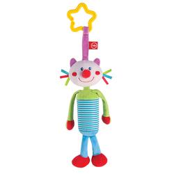 """HAPPY BABY Подвесная игрушка-колокольчик """"Кот"""""""