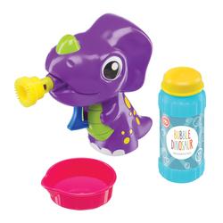 HAPPY BABY Набор для пускания мыльных пузырей BUBBLE DINOSAUR