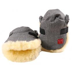 KAISER Муфта-рукавицы TWOOLY (натуральная овчина)