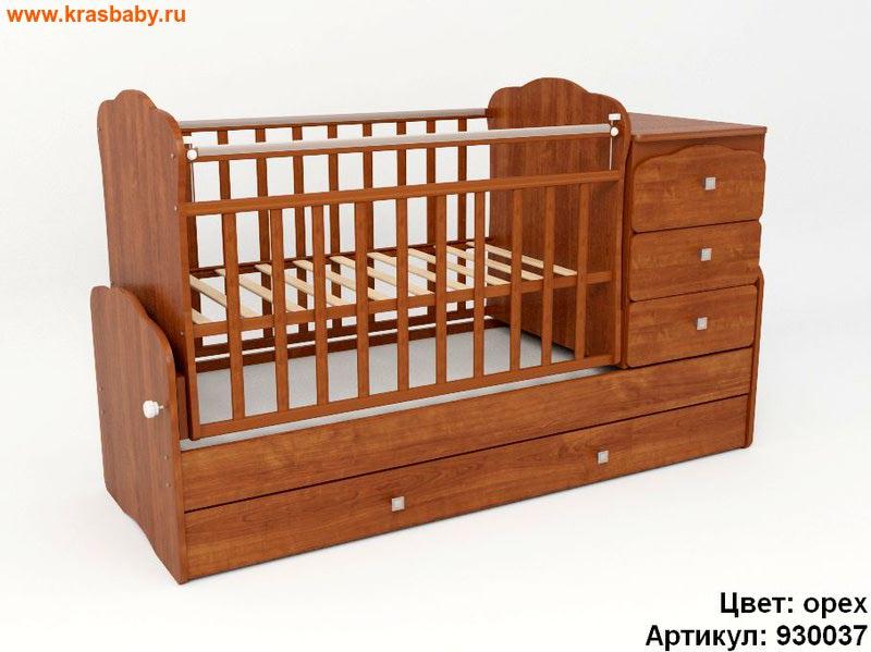 инструкция по сборке кроватки скв 5 - фото 3