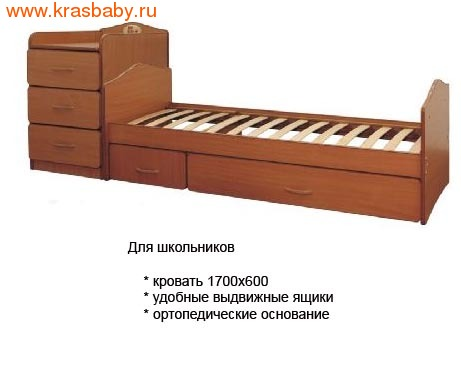 СКВ -7 Кроватка-трансформер с