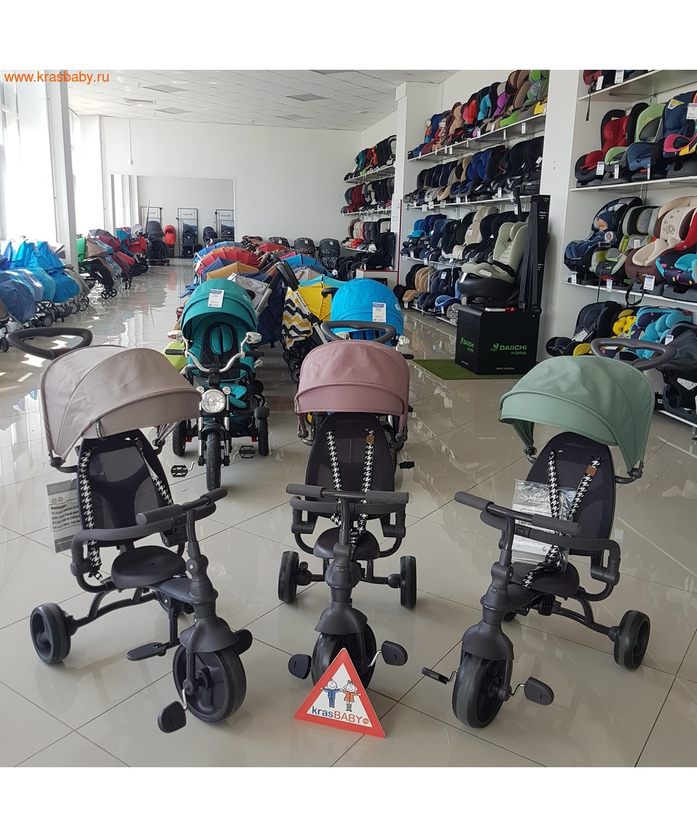 HAPPY BABY Велосипед складной MERCURY