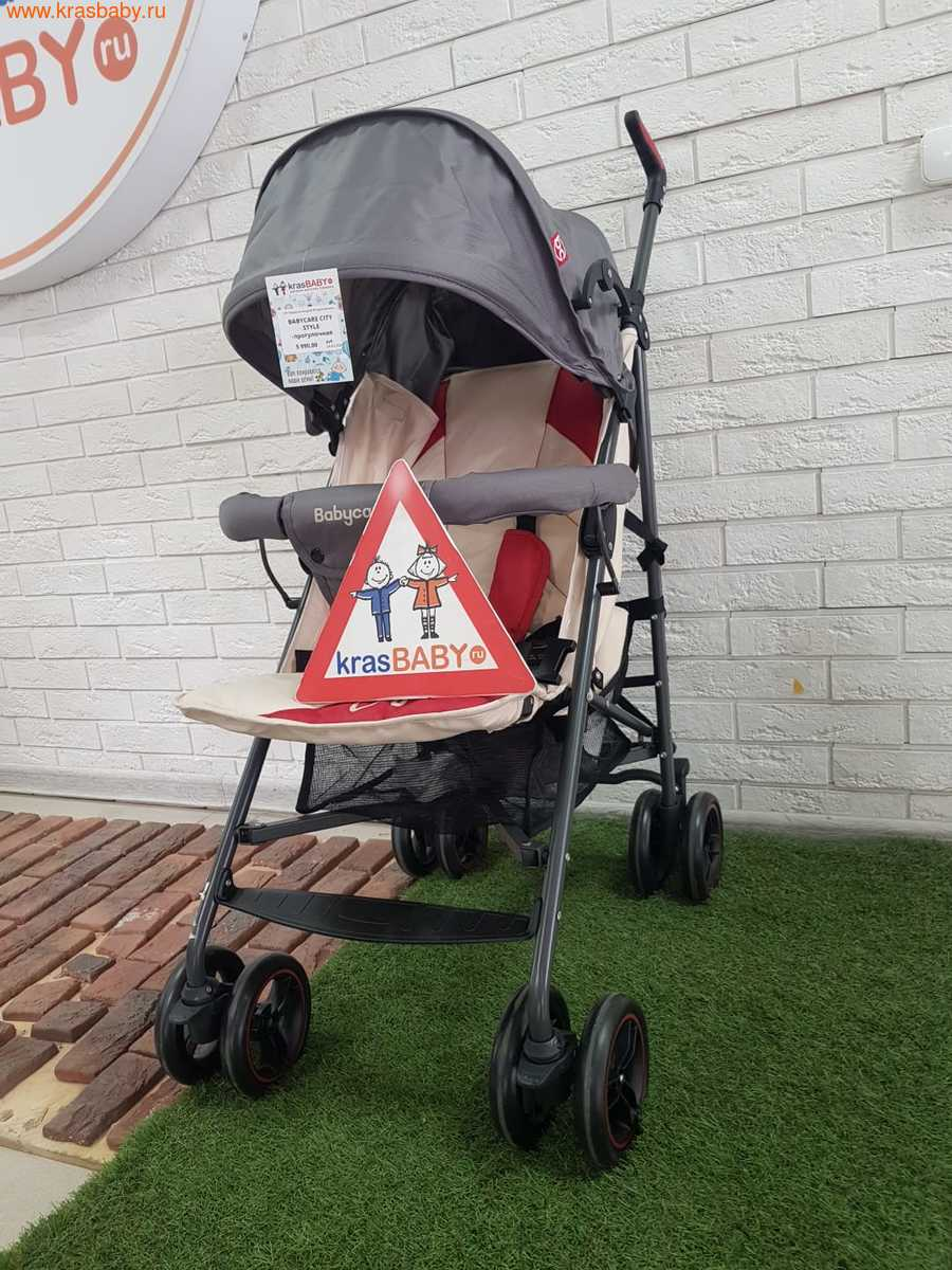 Baby Care Коляска прогулочная CITY STYLE