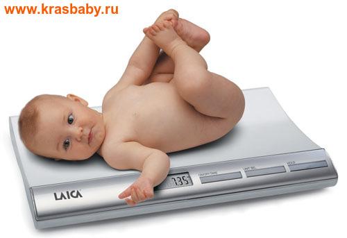 LAICA Весы детские электронные PS3001