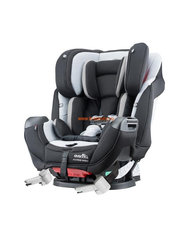 EVENFLO Автокресло Symphony™ e3 DLX Platinum Series™ Lauderdale (2-50 кг)