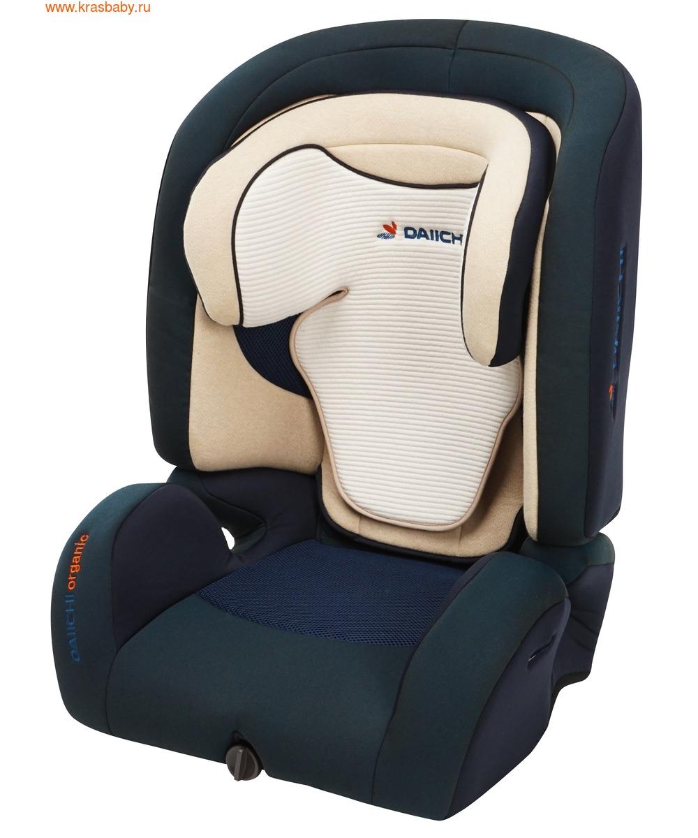 DAIICHI Автокресло D-Guard Junior™ ISOFIX (15-36 кг)