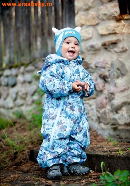REIKE Комбинезон детский friends blue