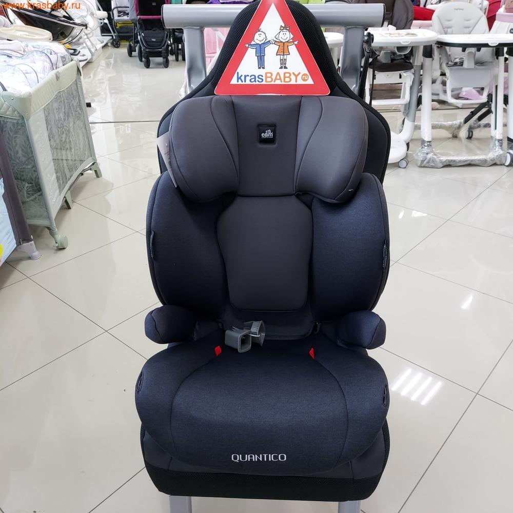 CAM Автокресло Quantico ISOFIX (15-36 кг)