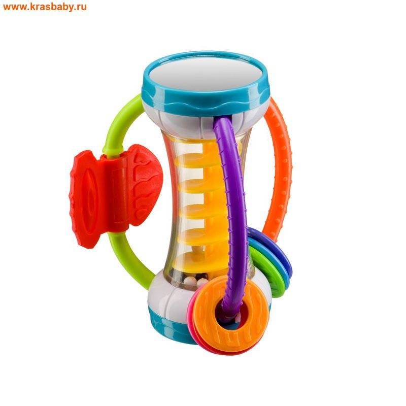 HAPPY BABY Игрушка-погремушка SPIRALIUM