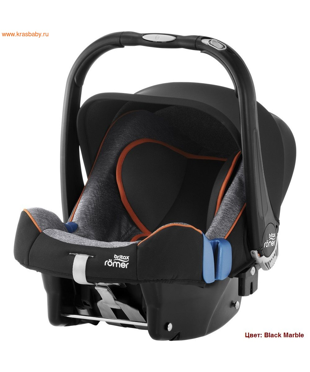 BRITAX ROEMER Автокресло BABY-SAFE plus SHR II (0-13 кг)