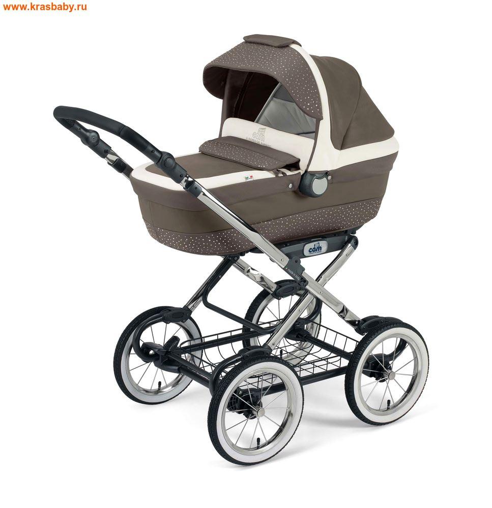 CAM Коляска для новорожденного Linea Elegant
