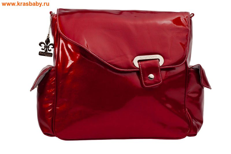 Kalencom Сумка для коляски New Flap Bag Irredescent Pattent